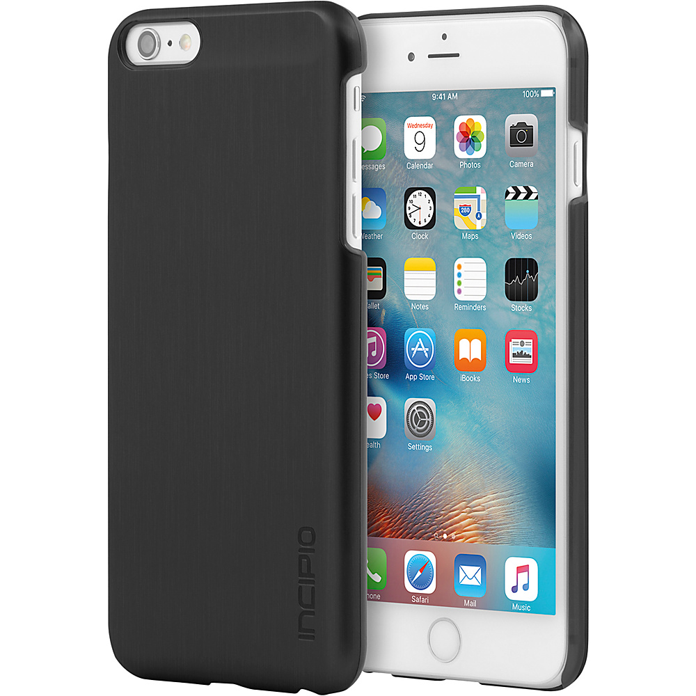 Incipio Feather Shine for iPhone 6s Plus Black - Incipio Electronic Cases - Technology, Electronic Cases