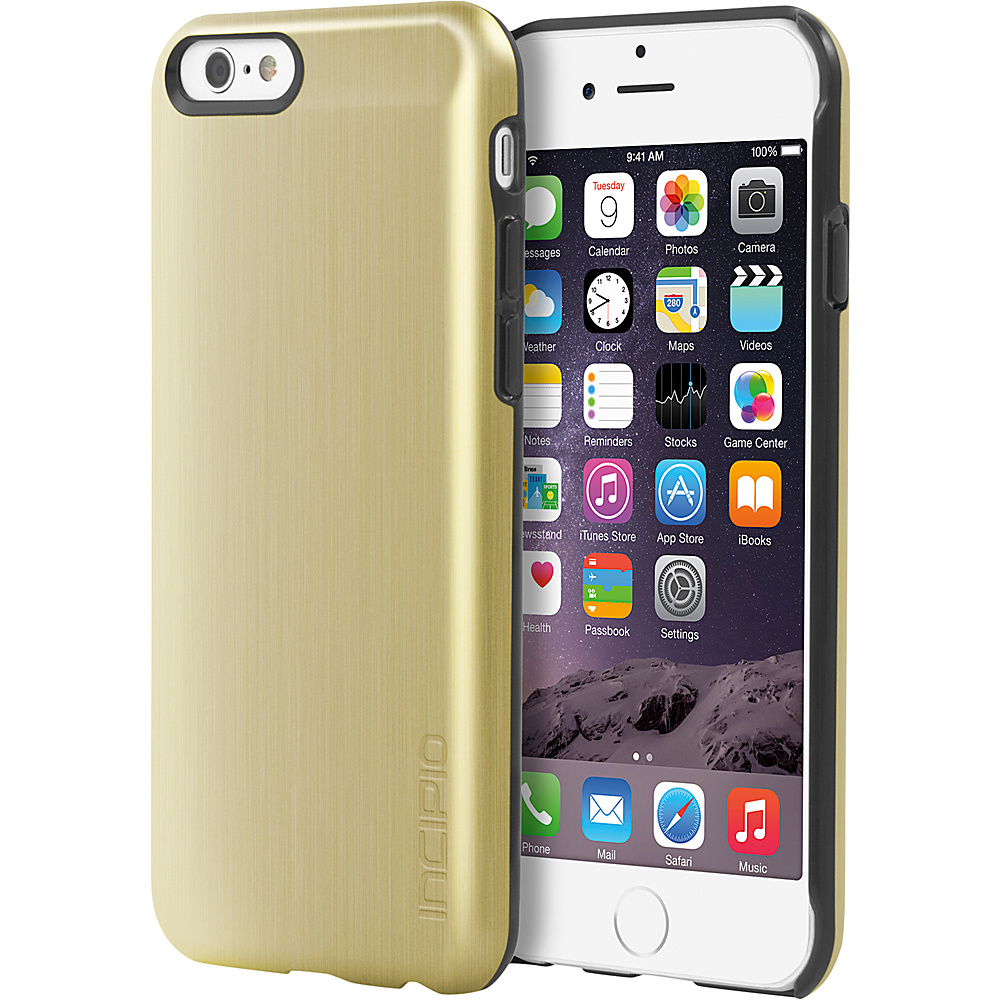 Incipio Feather Shine for iPhone 6s Plus Champagne - Incipio Electronic Cases - Technology, Electronic Cases