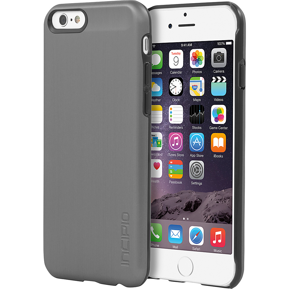 Incipio Feather Shine for iPhone 6s Plus Gunmetal - Incipio Electronic Cases - Technology, Electronic Cases