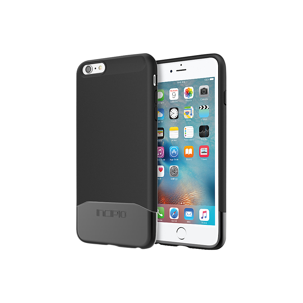 Incipio Edge Chrome for iPhone 6/6s Plus Black/Black - Incipio Electronic Cases - Technology, Electronic Cases