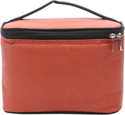 Zumer Basketball Insulated Lunch Box Basketball Orange - Zumer Travel Coolers