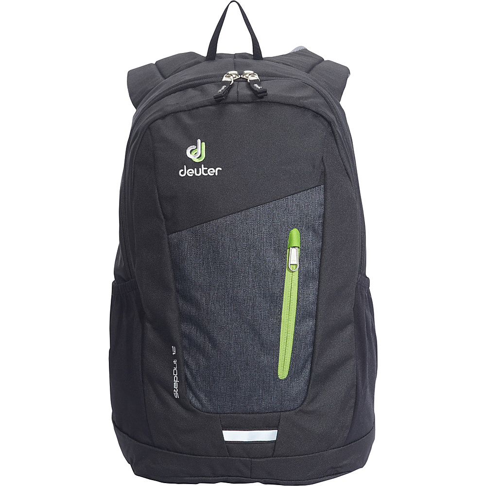 Deuter Step Out 12 Backpack Dresscode Black Deuter Everyday Backpacks
