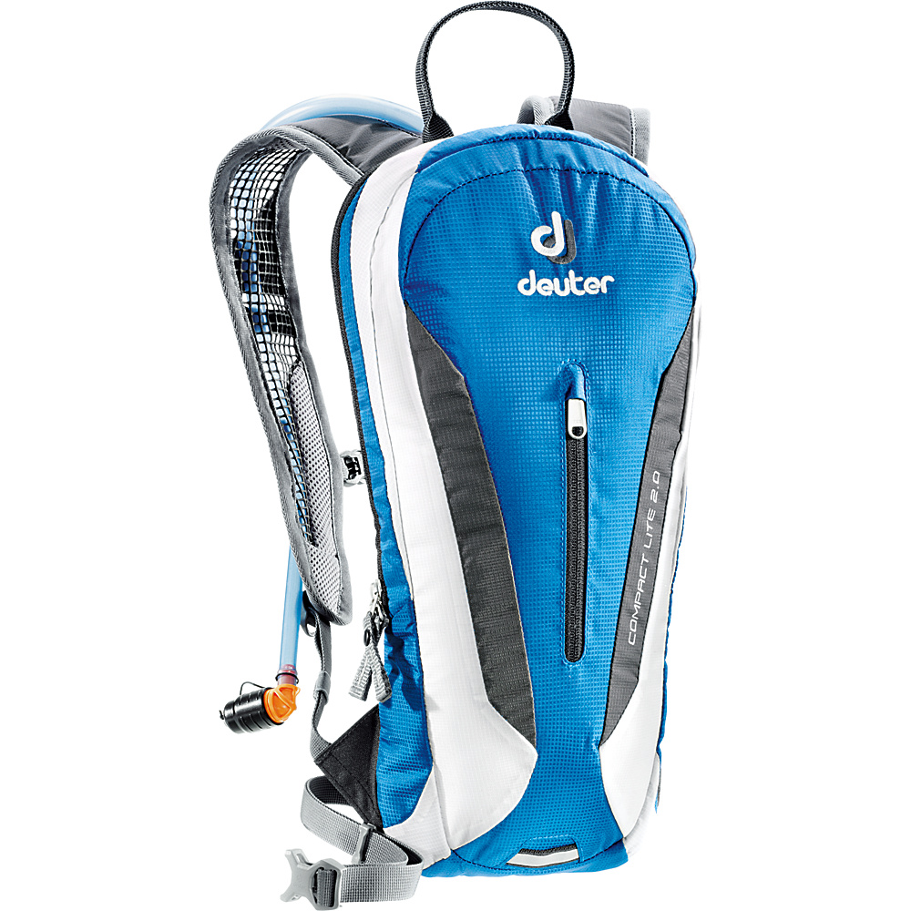 Deuter Compact Lite 2L with Reservoir Ocean White Deuter Hydration Packs and Bottles