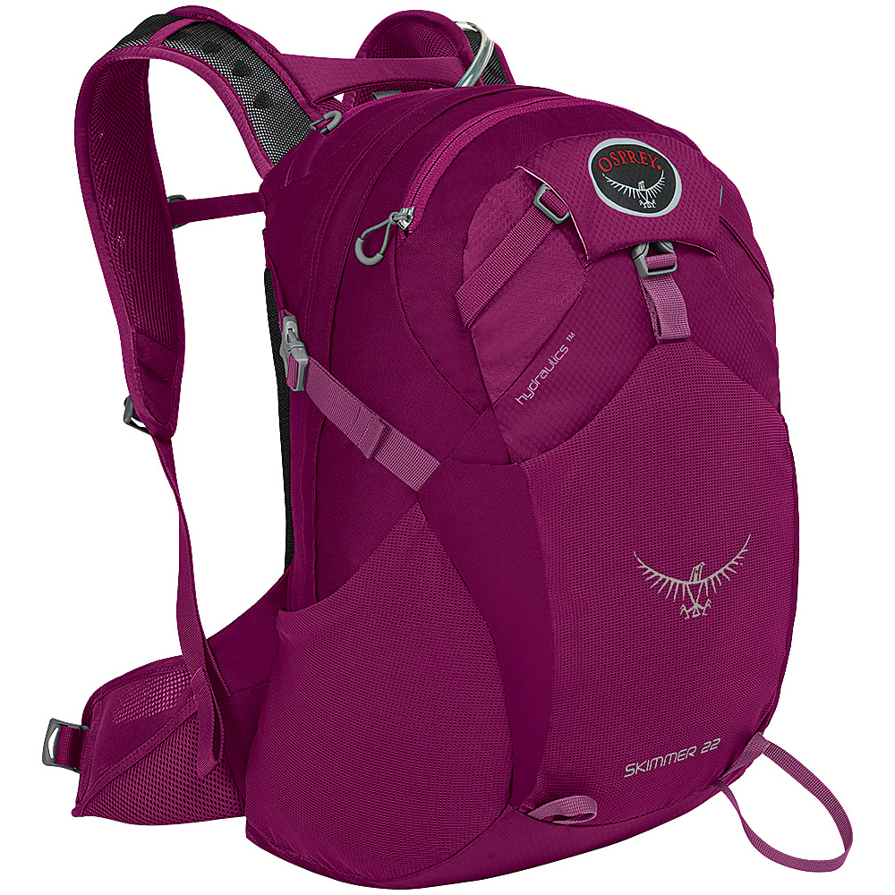 Osprey Skimmer 22 Hiking Backpack Plume Purple - S/M - Osprey Day Hiking Backpacks - Outdoor, Day Hiking Backpacks