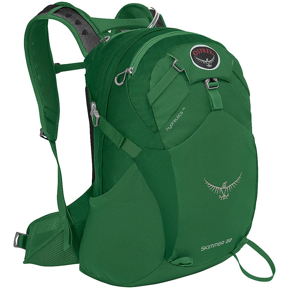 Osprey Skimmer 22 Hiking Backpack Jade Green - S/M - Osprey Day Hiking Backpacks - Outdoor, Day Hiking Backpacks