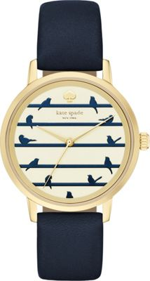 kate spade watches Metro Watch Navy - kate spade watches Watches