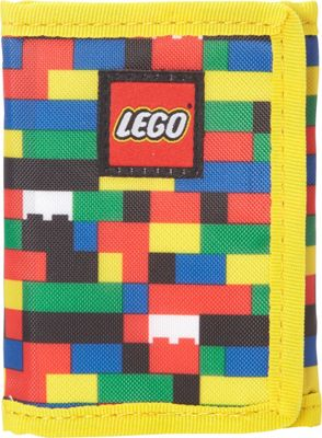 LEGO LEGO Brick Print Wallet Brick Print - LEGO Men's Wallets