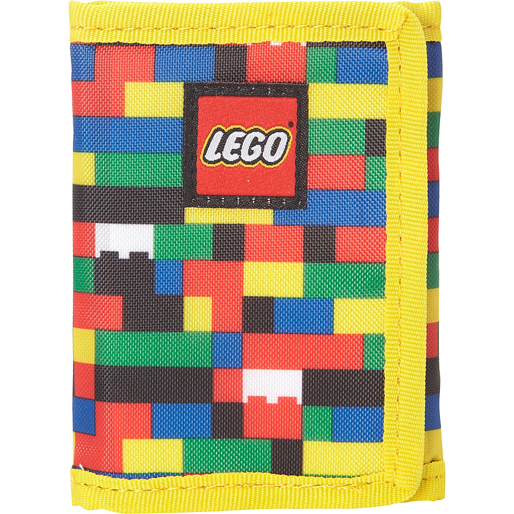 LEGO Brick Print Wallet Brick Print LEGO Men s Wallets