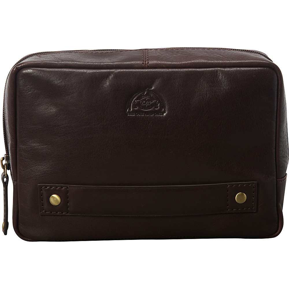 Dopp Carson Compact Carry On Toiletry Kit Espresso Dopp Toiletry Kits