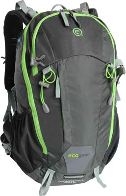 ecogear Hawksbill 30L Hiking Pack Charcoal - ecogear Day Hiking Backpacks