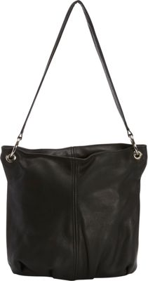 Victoria Leather Alana Tote Black - Victoria Leather Leather Handbags
