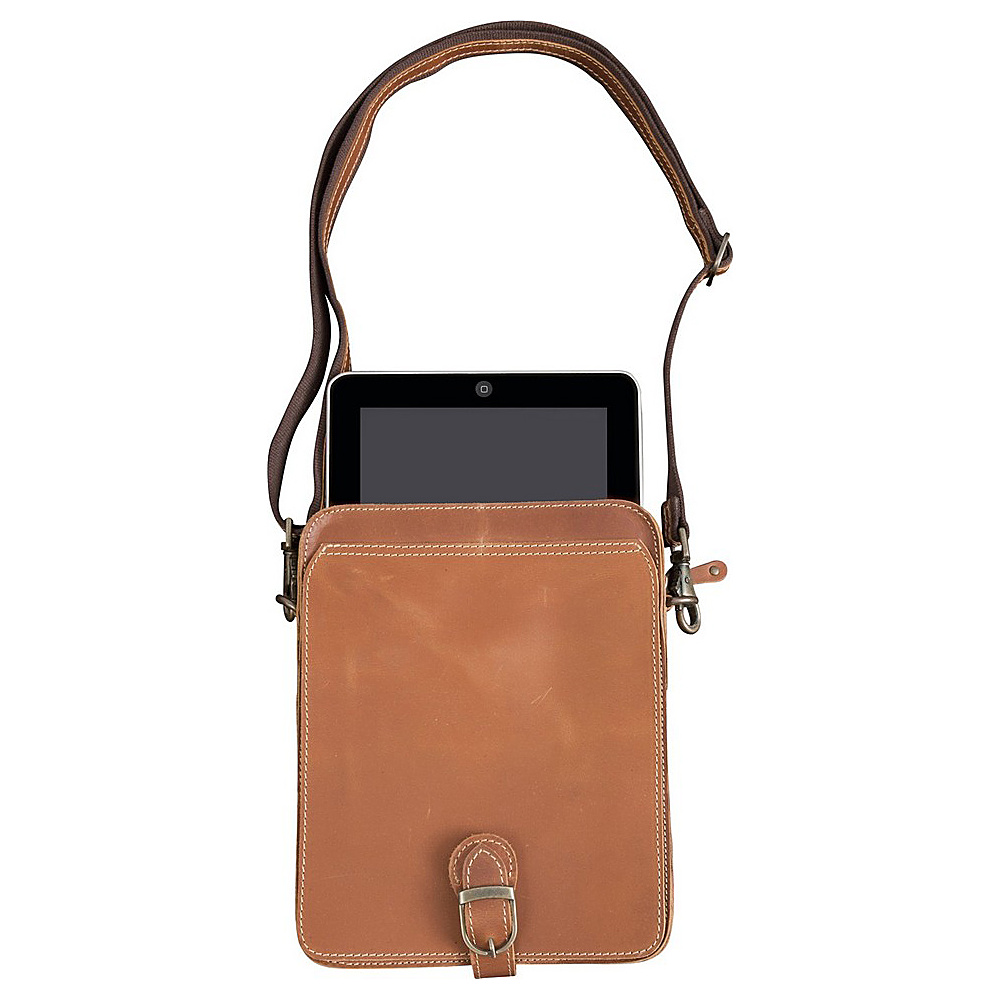 Canyon Outback Leather Niles Canyon Leather Media Bag Distressed Tan Canyon Outback Messenger Bags