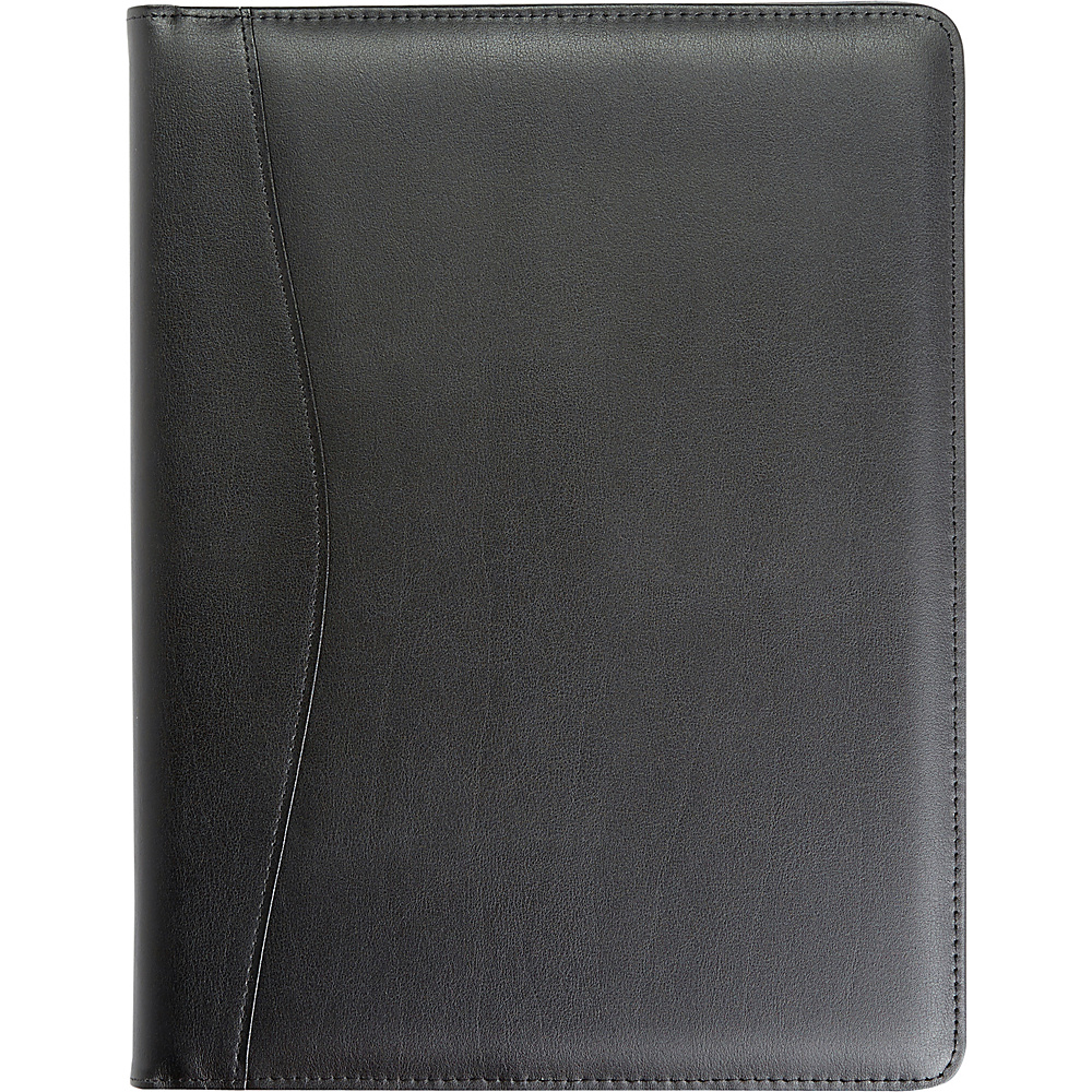 Royce Leather Executive Writing Padfolio Document Organizer Black 38 Royce Leather Business Accessories