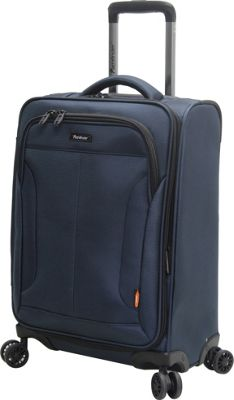 Pathfinder PX-10 20 inch Exp. Spinner Carry-On Navy - Pathfinder Softside Carry-On
