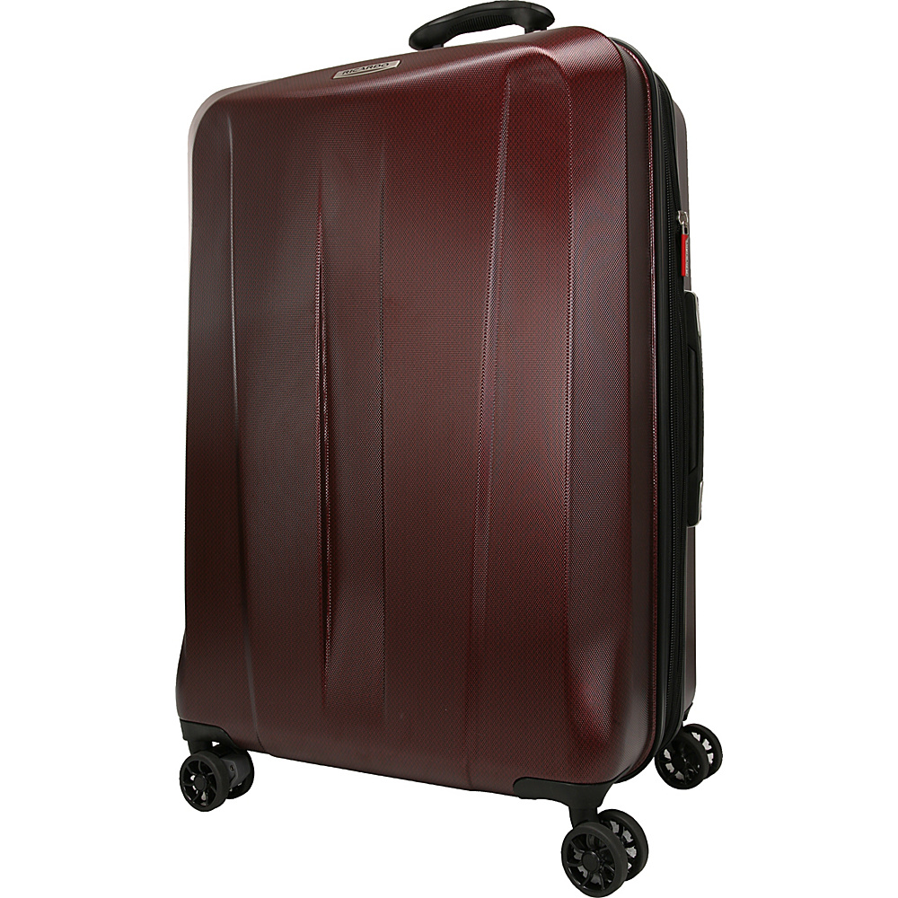 Ricardo Beverly Hills San Clemente 30 4Wheel Expandable Upright Red Cherry Ricardo Beverly Hills Hardside Checked