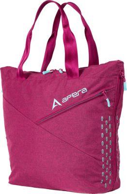 Apera Studio Tote Powerberry - Apera Gym Duffels