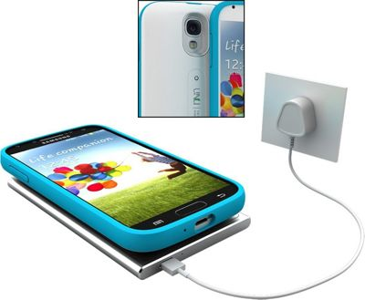 UNU Aero Samsung Galaxy S4 Battery with Wireless Charging Pad