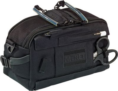MERET First-In Pro Side Pack Black - MERET Other Sports Bags