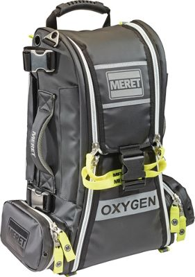 MERET The Recover Pro O2 Response Bag Black - MERET Other Sports Bags