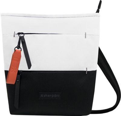 Sherpani Sadie RFID Recycled Everyday Medium Crossbody Birch New - Sherpani Fabric Handbags