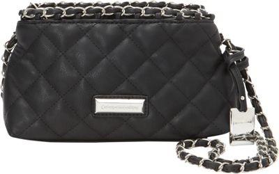 Catherine Malandrino Martine Crossbody Black - Catherine Malandrino Manmade Handbags