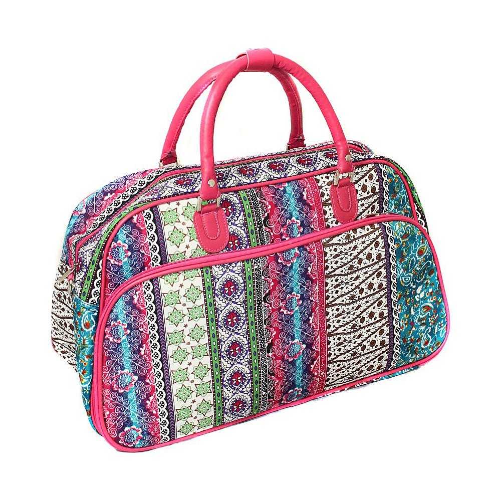 World Traveler Artisan 21 Carry-On Duffel Bag Artisan - World Traveler Rolling Duffels - Luggage, Rolling Duffels