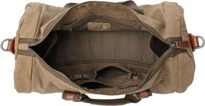 TSD Forest Weekend Shoulder Bag Olive - TSD Travel Duffels