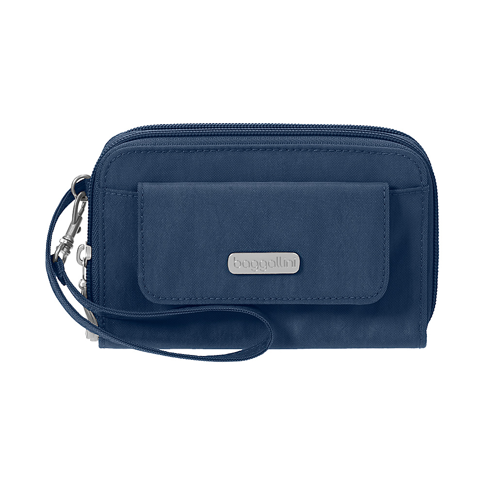 baggallini RFID Wallet Wristlet Pacific - baggallini Womens Wallets - Women's SLG, Women's Wallets