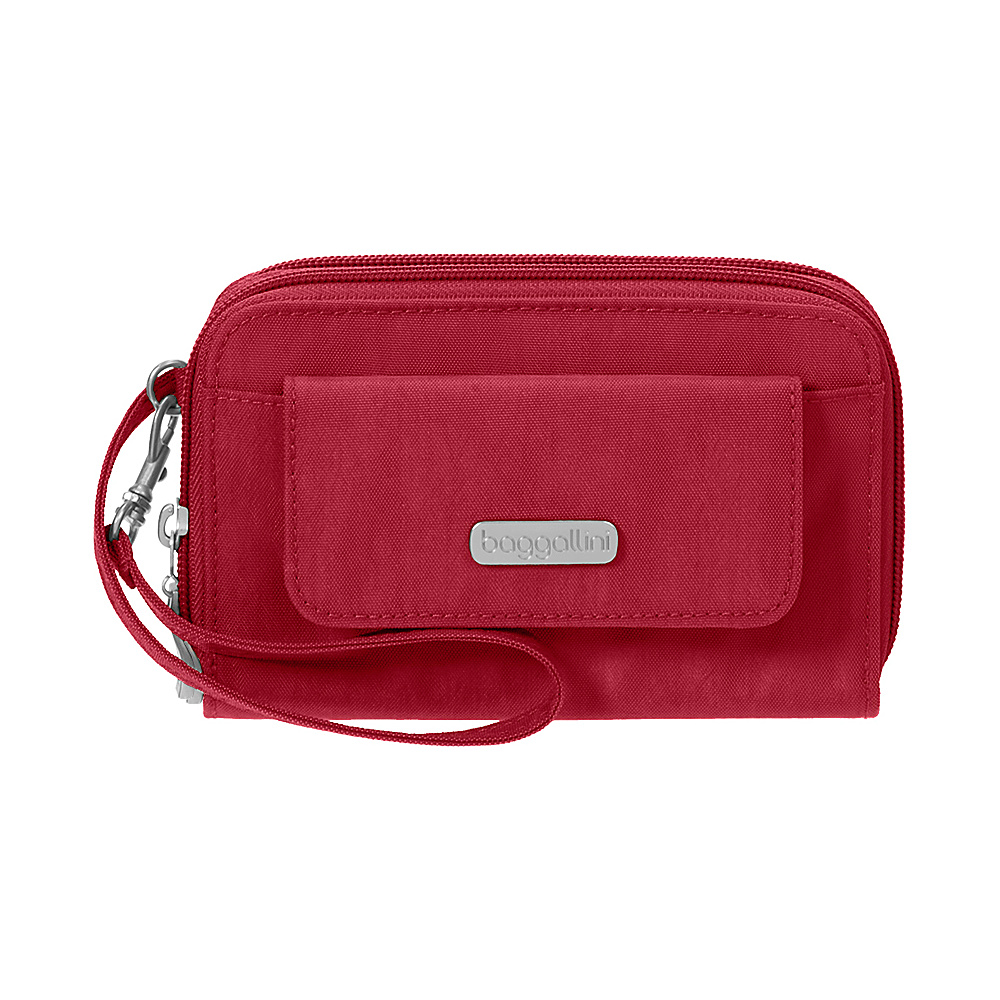 baggallini RFID Wallet Wristlet Apple - baggallini Womens Wallets - Women's SLG, Women's Wallets