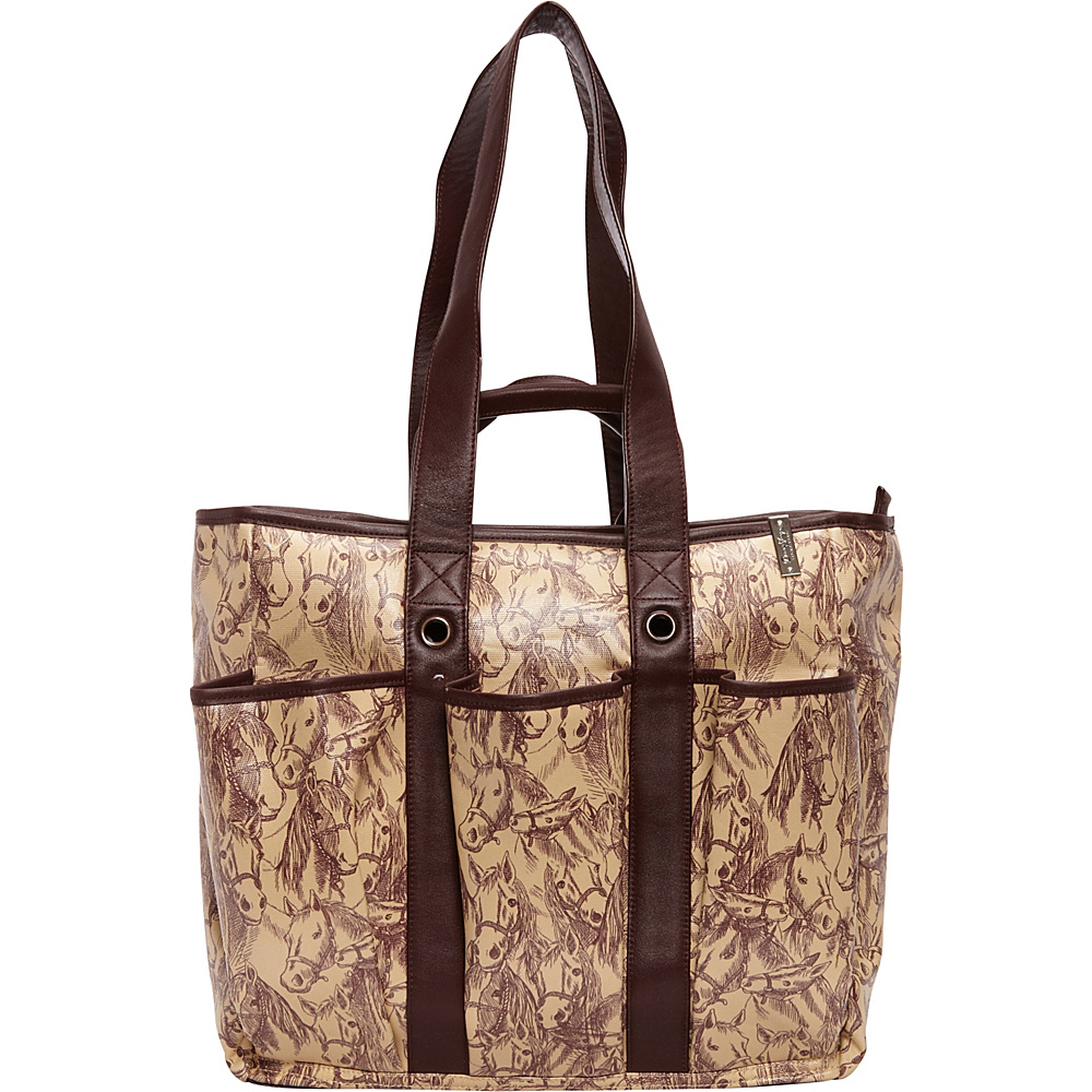 Donna Sharp Utility Duffel Exclusive Thoroughbred Donna Sharp Travel Duffels