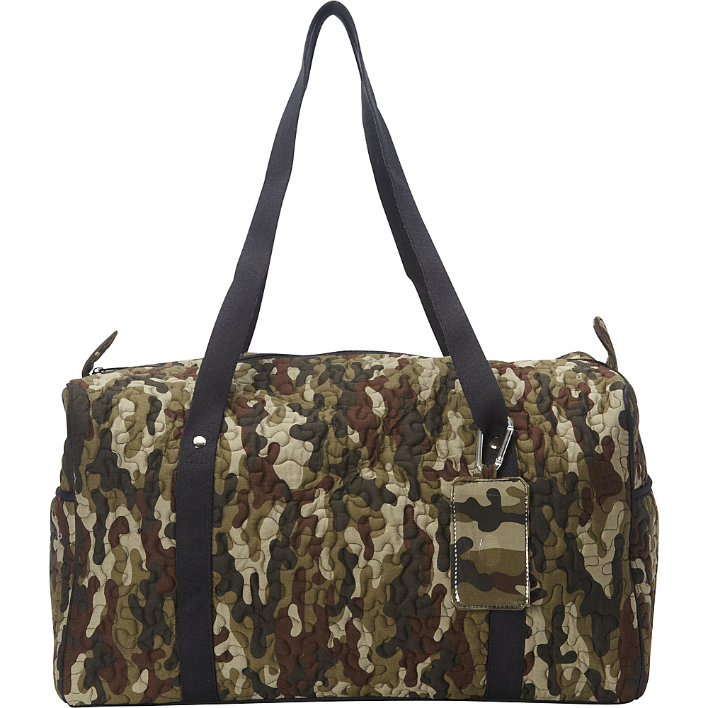 Donna Sharp Large Weekender Duffel Exclusive Fashion Camo Donna Sharp Travel Duffels