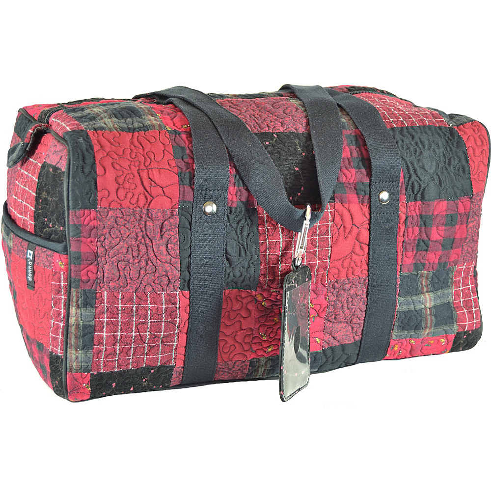 Donna Sharp Large Weekender Duffel Exclusive Sicily Donna Sharp Travel Duffels