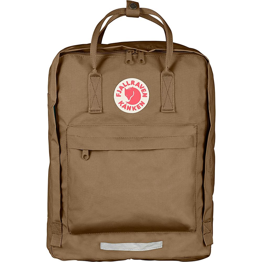 Fjallraven Kanken Big Backpack Sand Fjallraven Everyday Backpacks