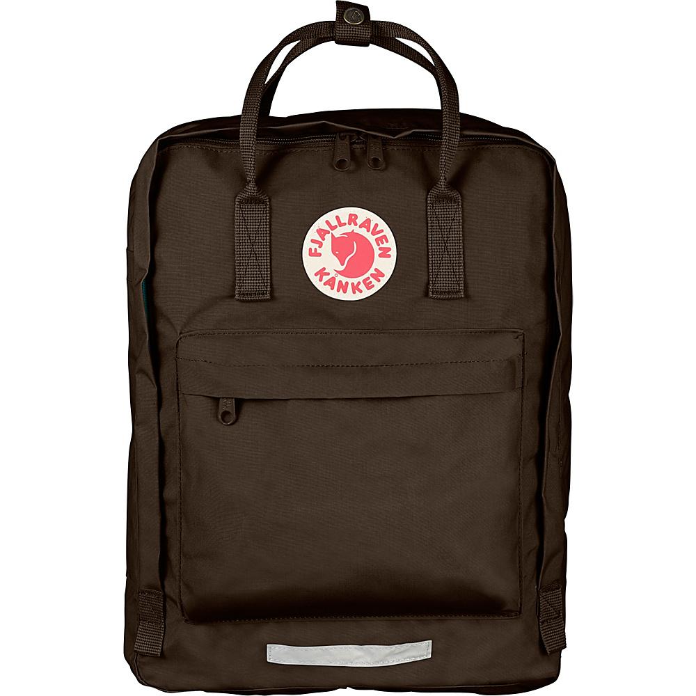 Fjallraven Kanken Big Backpack Brown - Fjallraven Everyday Backpacks - Backpacks, Everyday Backpacks
