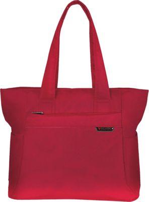 Ricardo Beverly Hills Lockwood 16 inch Tote Red Cherry - Ricardo Beverly Hills Fabric Handbags
