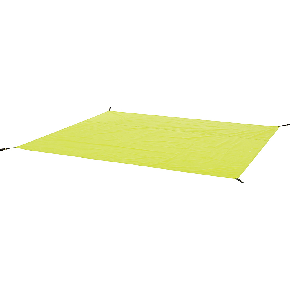 Big Agnes Rabbit Ears 4 Person Footprint Lime Big Agnes Outdoor Accessories