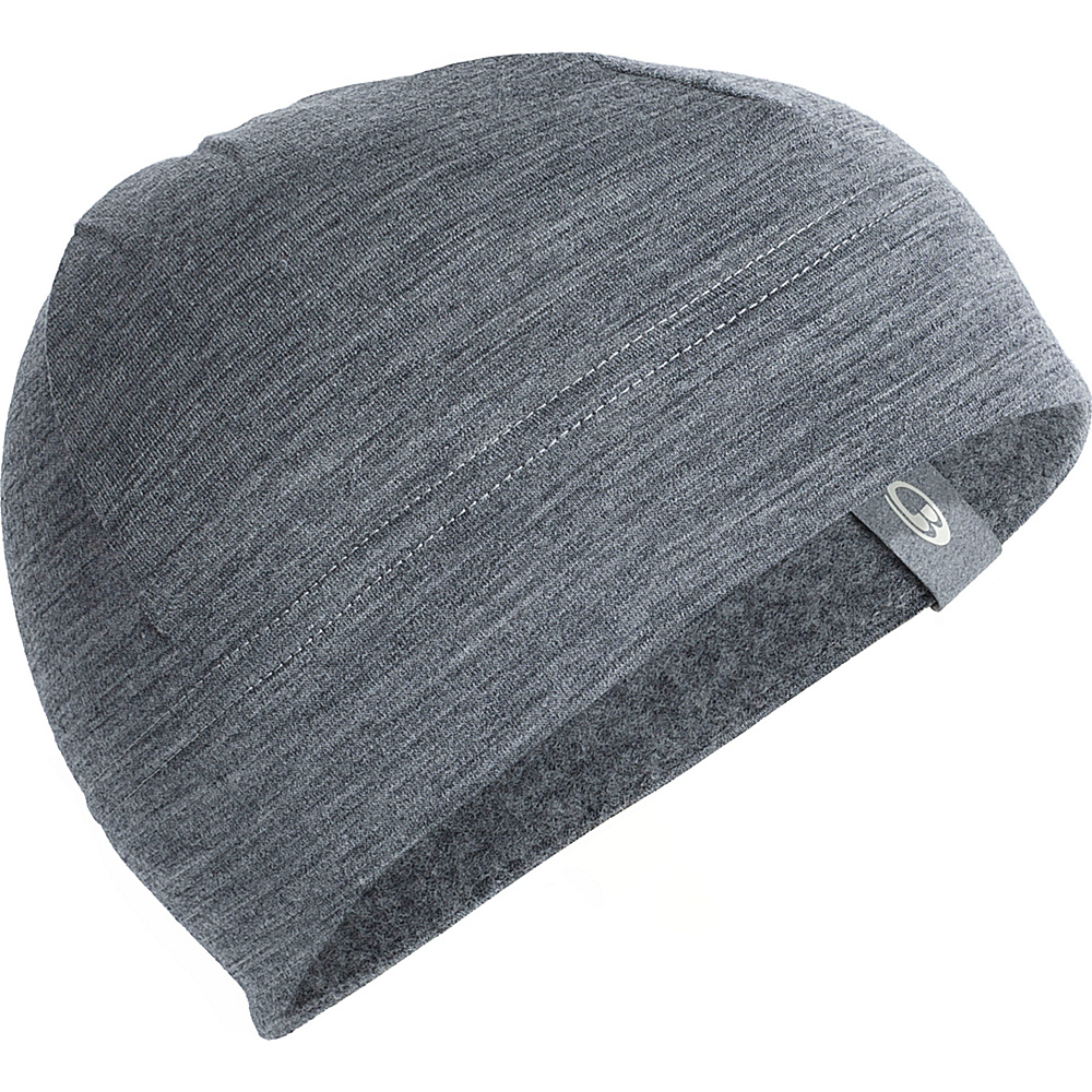 Icebreaker Sierra Beanie One Size - Gritstone Heather - Icebreaker Hats/Gloves/Scarves - Fashion Accessories, Hats/Gloves/Scarves