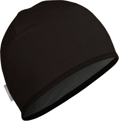 Icebreaker Pocket Hat One Size - Black/Cargo - Icebreaker Hats/Gloves/Scarves