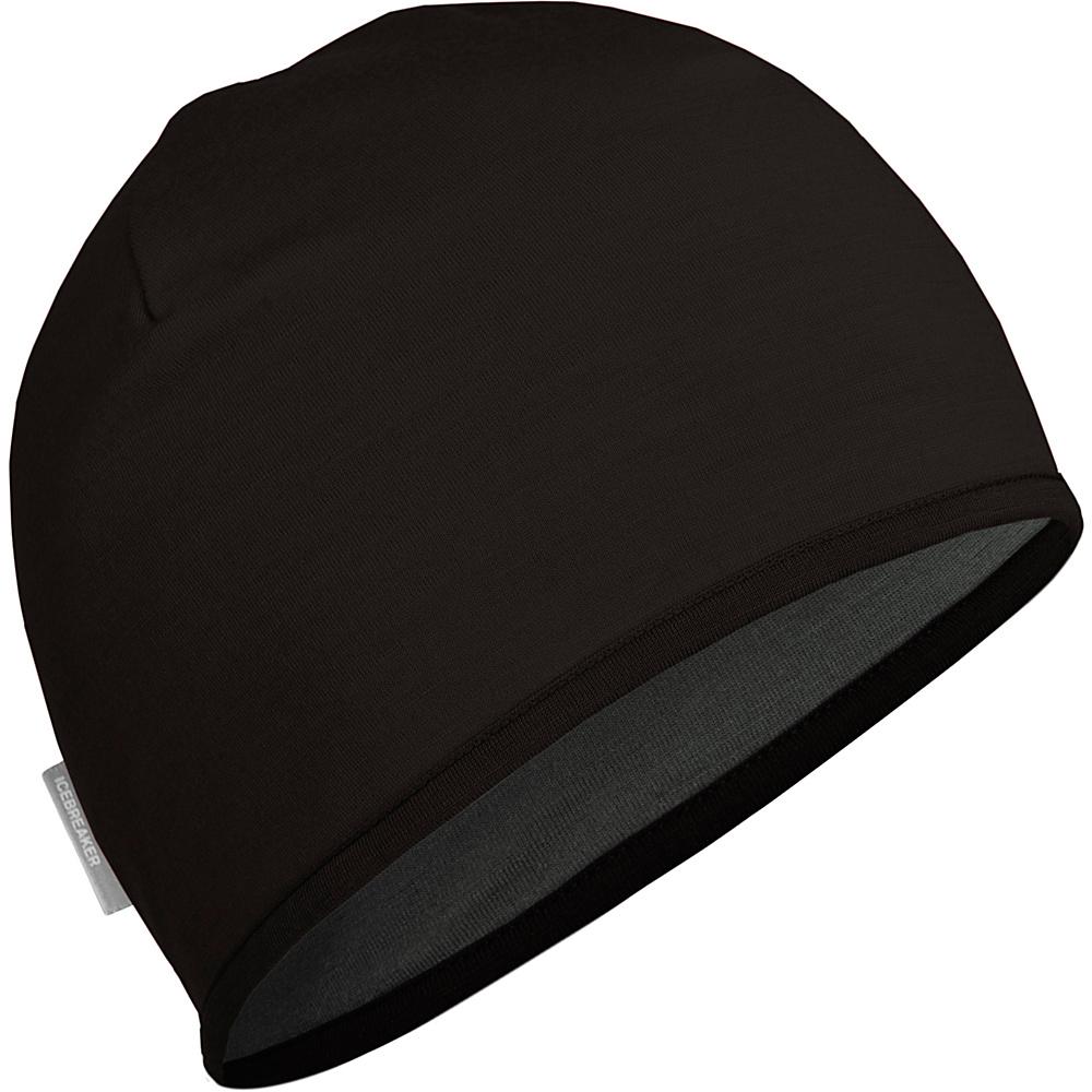 Icebreaker Pocket Hat Black Cargo Icebreaker Hats Gloves Scarves