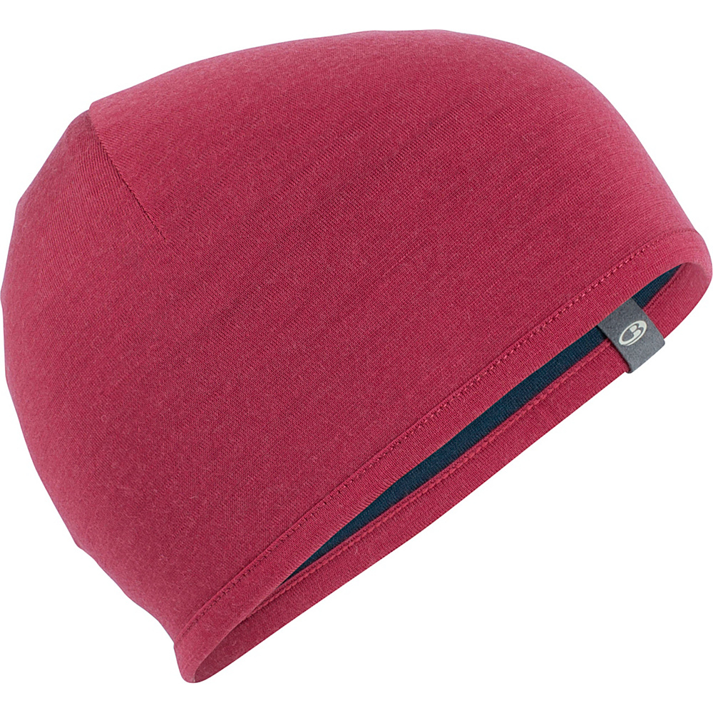 Icebreaker Pocket Hat One Size - Wild Rose/Harmony - Icebreaker Hats/Gloves/Scarves - Fashion Accessories, Hats/Gloves/Scarves