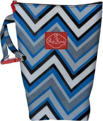 Image of 2 Red Hens Diaper Pack Chevron Stripes - 2 Red Hens Diaper Bags