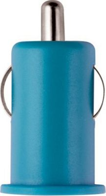 Quikcell USB Car Charger Blue - Quikcell Portable Batteries & Chargers