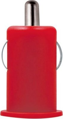 Quikcell USB Car Charger Red - Quikcell Portable Batteries & Chargers