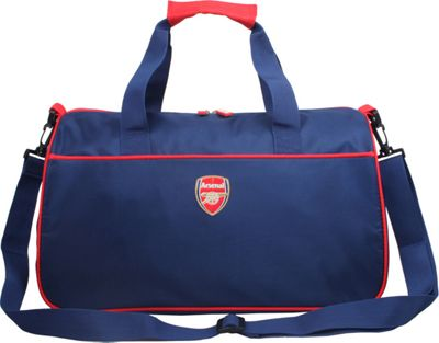 Image of Arsenal Team Sport Bag Small Blue - Arsenal Team Sports Duffels