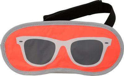 Flight 001 Shades Eyemask Ray - Neon Orange - Flight 001 Travel Health & Beauty