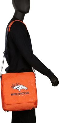 New York Giants Lil Fan Messenger Diaper Bag