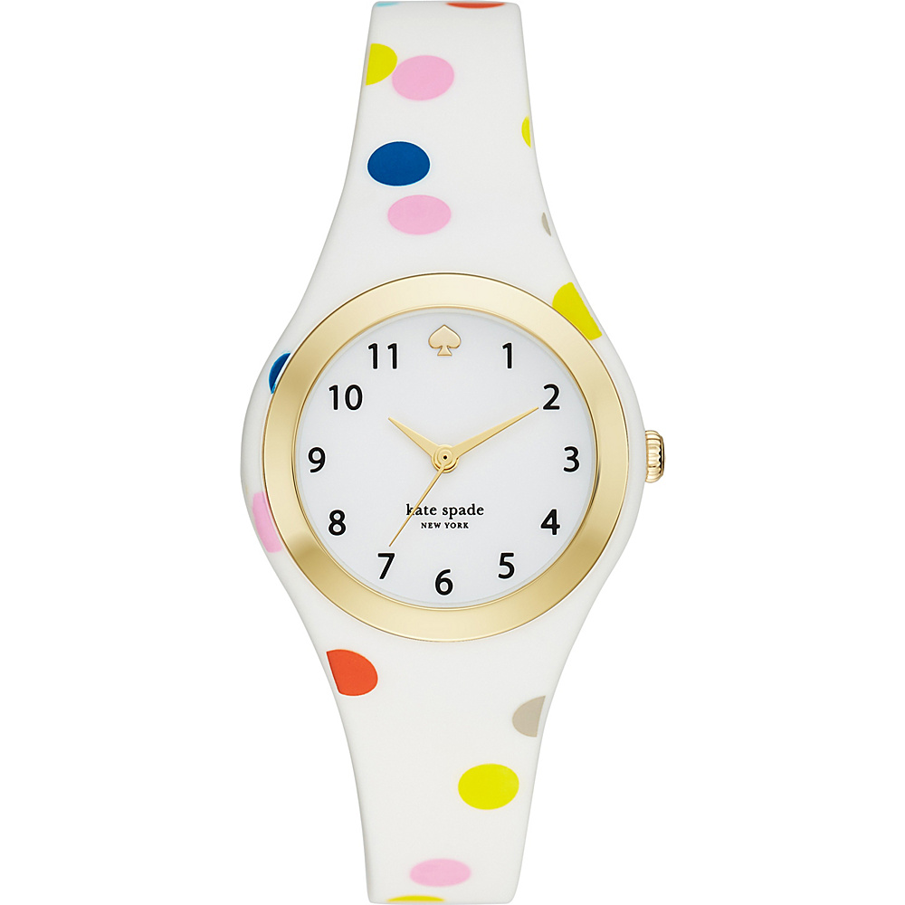 kate spade watches Silicone Rumsey Watch Polka Dot kate spade watches Watches