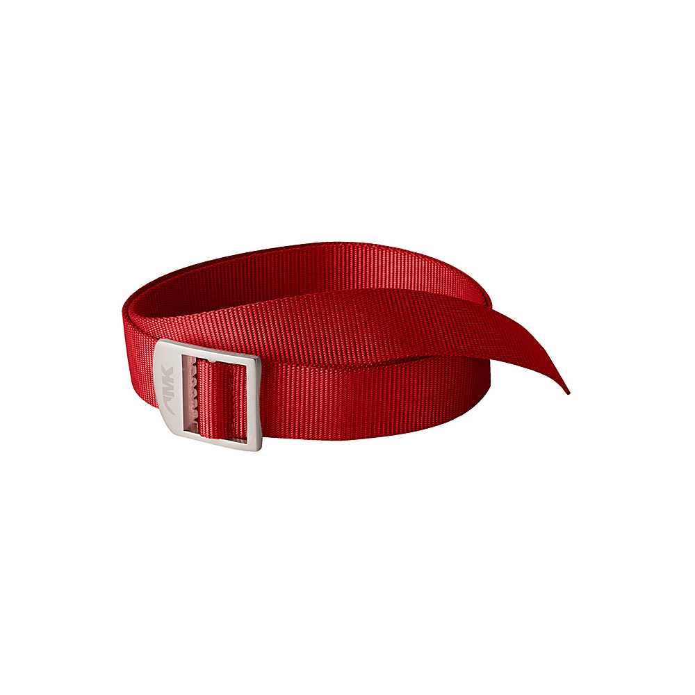 Mountain Khakis Webbing Belt One Size - Red - Mountain Khakis Other Fashion Accessories - Fashion Accessories, Other Fashion Accessories