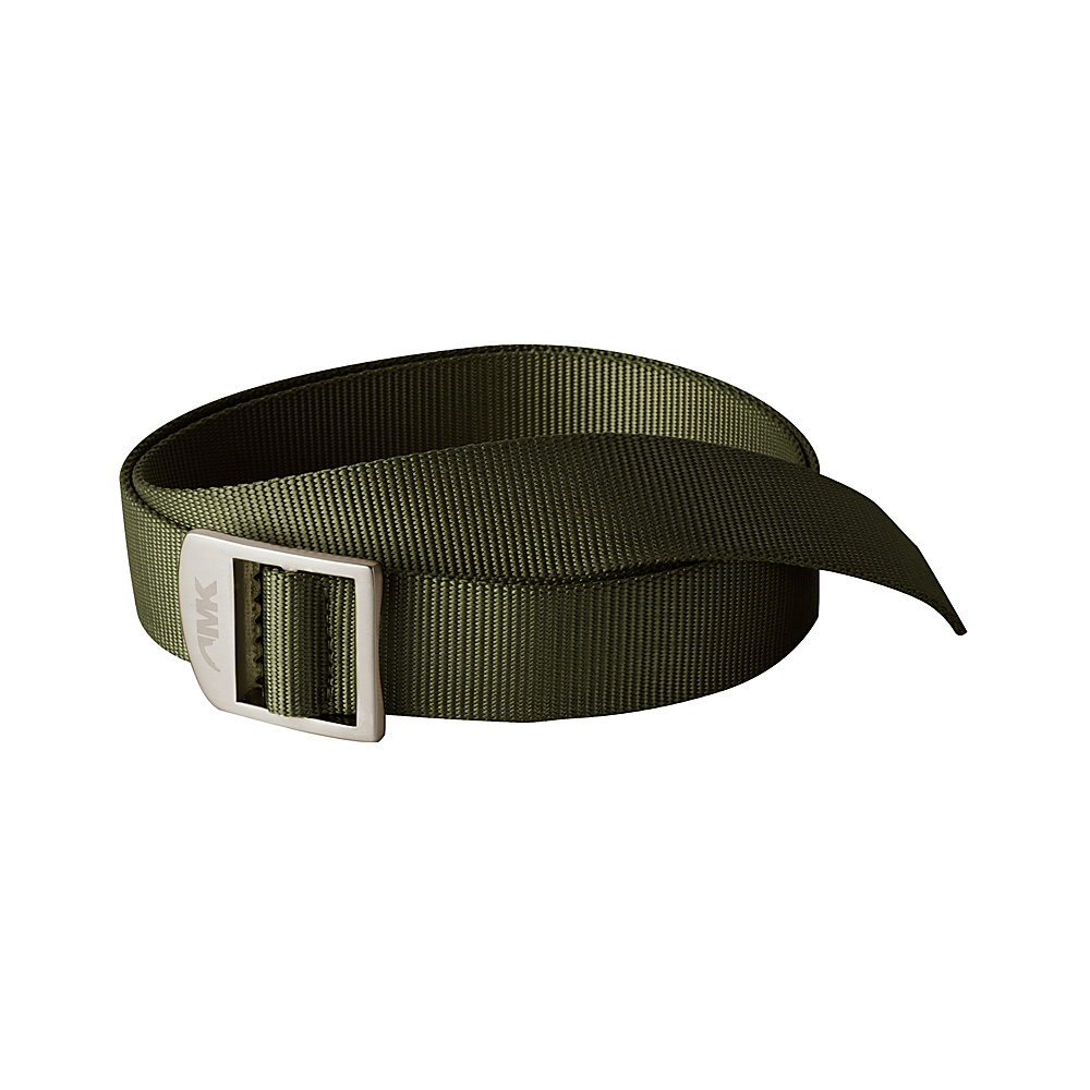 Mountain Khakis Webbing Belt One Size - Dark Olive - Mountain Khakis Other Fashion Accessories - Fashion Accessories, Other Fashion Accessories