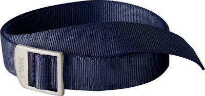 Mountain Khakis Webbing Belt One Size - Navy - Mountain Khakis Other Fashion Accessories